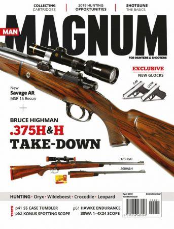 Man Magnum – April 2019