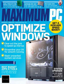 Maximum PC – March 2019