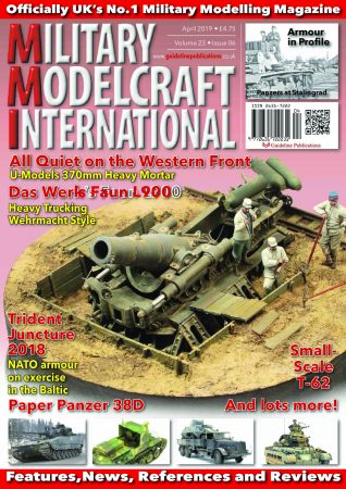 Military Modelcraft International – April 2019