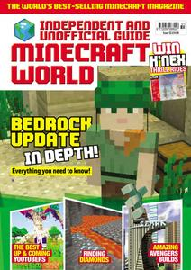 Minecraft World Magazine – June 2019