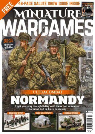Miniature Wargames – April 2019