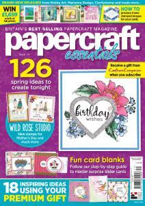 Papercraft Essentials – March 2019
