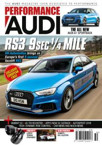 Performance Audi – March 2019
