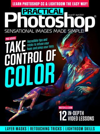 Practical Photoshop – April 2019