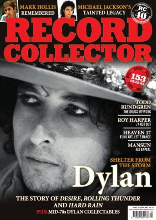 Record Collector – April 2019
