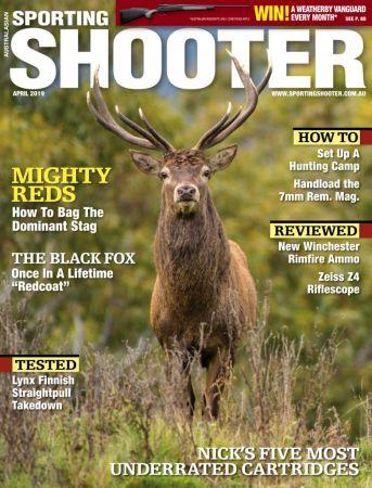 Sporting Shooter Australia – April 2019