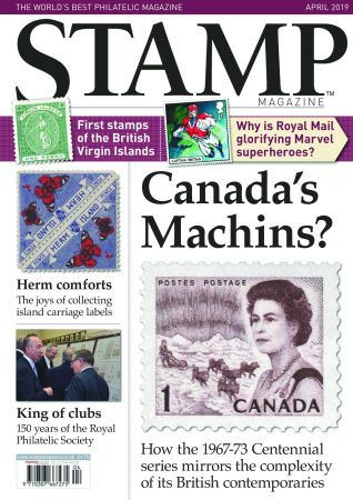Stamp Magazine – April 2019
