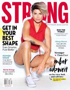 Strong Fitness – March-April 2019