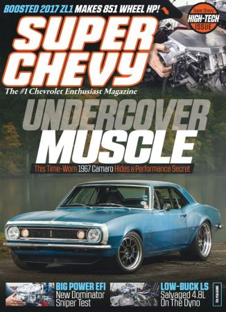 Super Chevy – May 2019