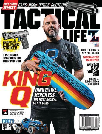 Tactical Weapons – April 2019