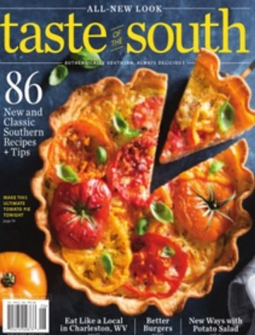 Taste of the South – May 2019