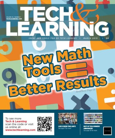 Tech & Learning – March 2019