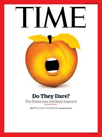 Time USA – March 25, 2019