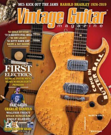 Vintage Guitar Magazine – May 2019