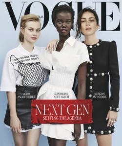 Vogue Australia – March 2019