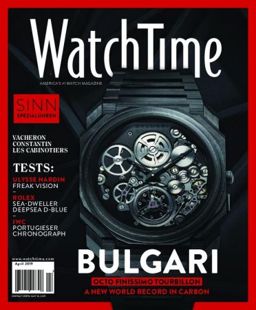WatchTime – March 2019