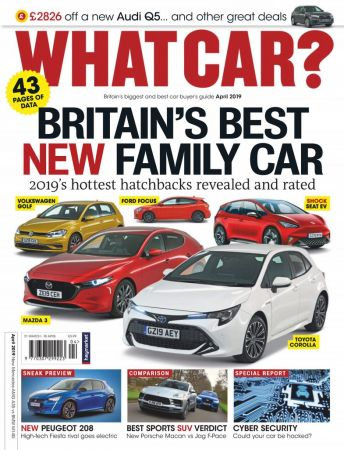 What Car? UK – April 2019