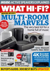 What Hi-Fi? UK – April 2019