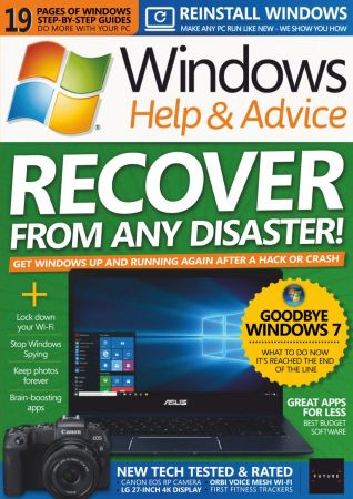 Windows Help & Advice – April 2019