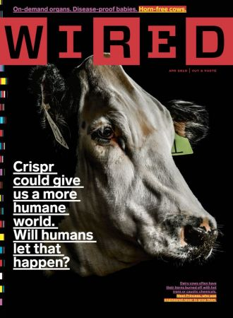 Wired USA – April 2019