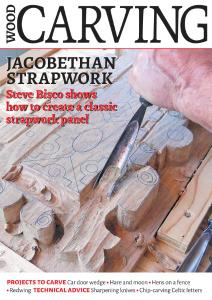 Woodcarving – March-April 2019