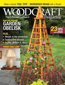 Woodcraft Magazine – April/May 2019