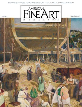 American Fine Art – May/June 2019