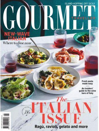 Australian Gourmet Traveller – May 2019