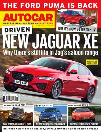 Autocar UK – 10 April 2019