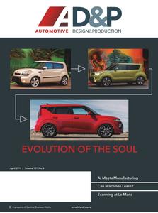 Automotive Design and Production - April 2019