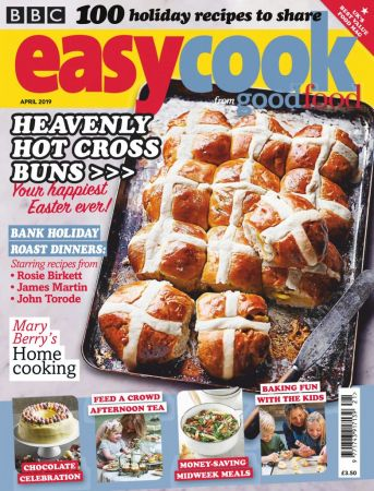 BBC Easy Cook UK – April 2019