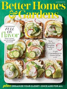 Better Homes & Gardens USA – May 2019