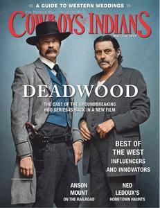 Cowboys & Indians – May/June 2019