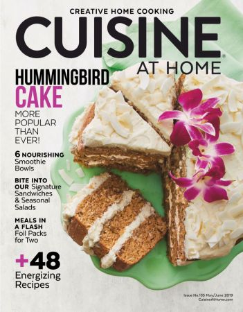 Cuisine at Home – May 2019
