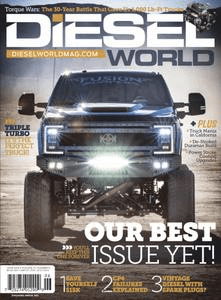 Diesel World – June 2019