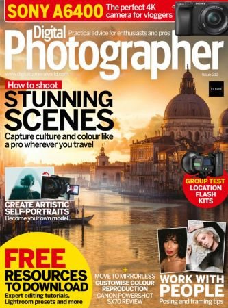 Digital Photographer – May 2019
