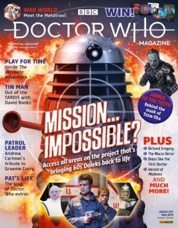 Doctor Who Magazine – Issue 537 – May 2019