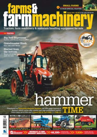 Farms and Farm Machinery – Issue 371 2019