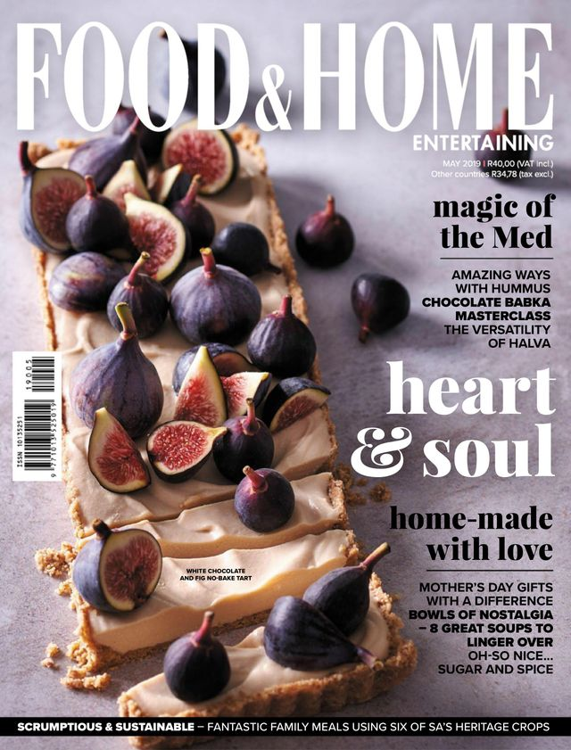 Food & Home Entertaining – May 2019