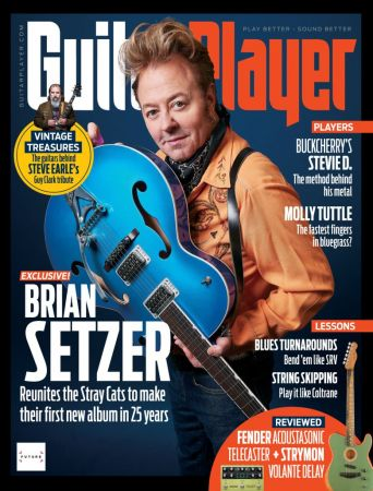 Guitar Player – May 2019