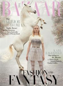 Harper's Bazaar UK – May 2019