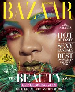 Harper's Bazaar USA – May 2019