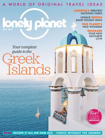 Lonely Planet Traveller UK – May 2019