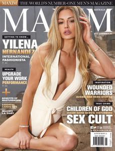 Maxim Australia – May 2019