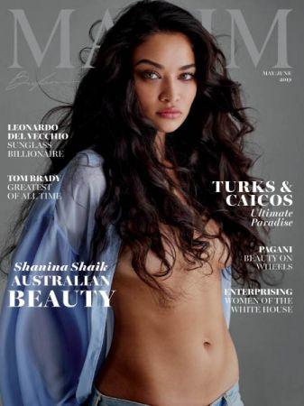Maxim USA – May/June 2019