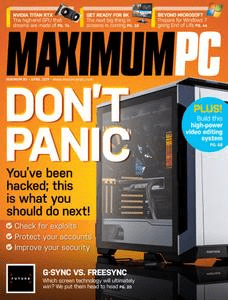 Maximum PC – April 2019