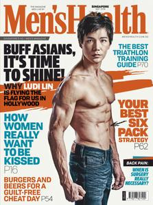Men's Health Singapore – May 2019