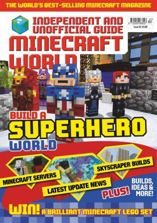 Minecraft World Magazine – Issue 52 2019