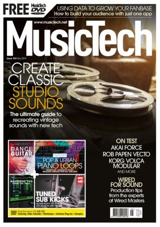 MusicTech – May 2019
