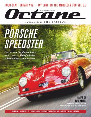 Octane UK – June 2019